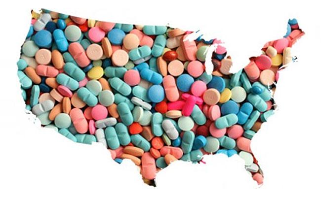 USA Drug Use 2017