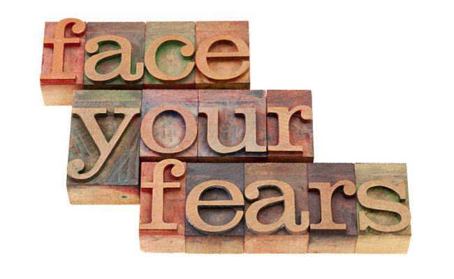 Facing your Fears in Recovery