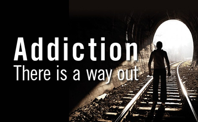 battling an addiction