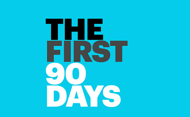 First Ninety Days Of Recovery