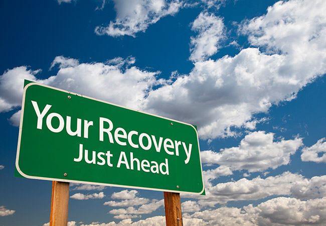 Recovering from addiction