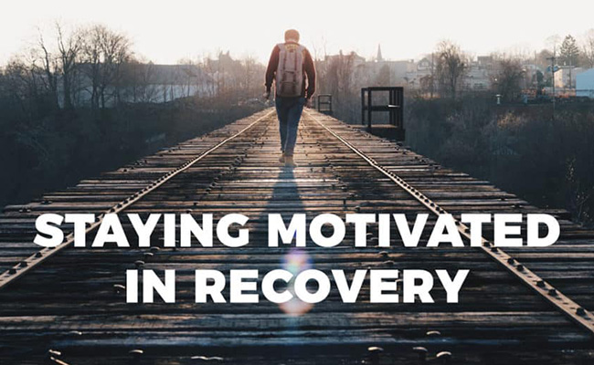 Staying Motivated in Recovery