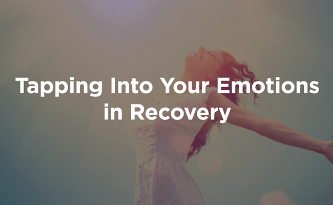 emotions in recovery