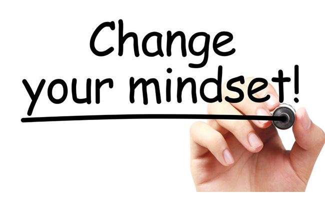 Changing Your Mindset as Part of Recovery