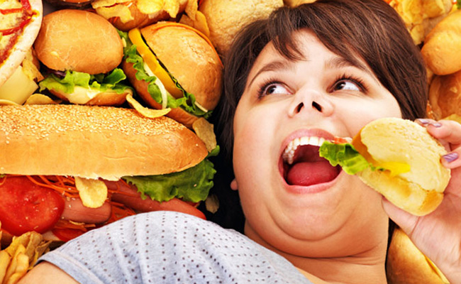 Over eating - Obesity May Be An Addiction