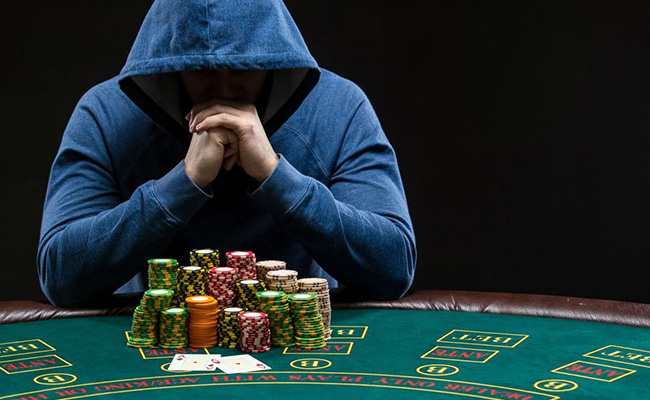 Social Isolation From Gambling