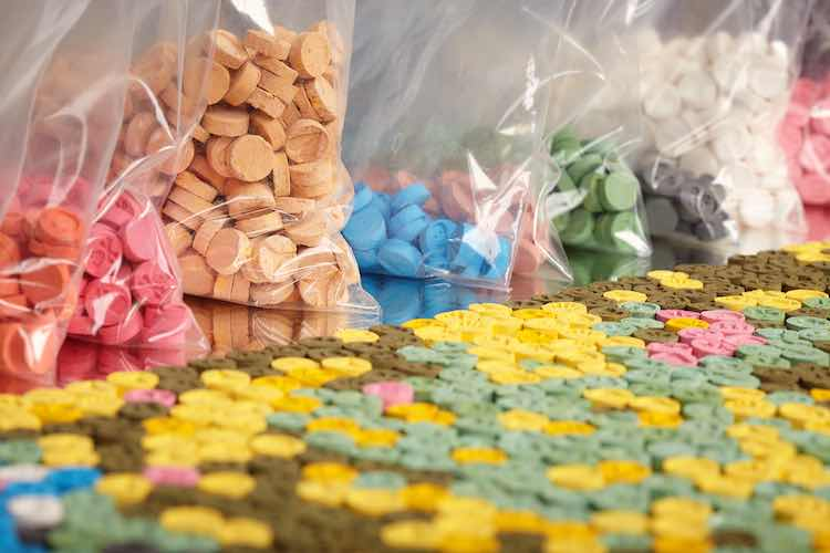 Ecstasy (MDMA) has Found a Market in Oceania