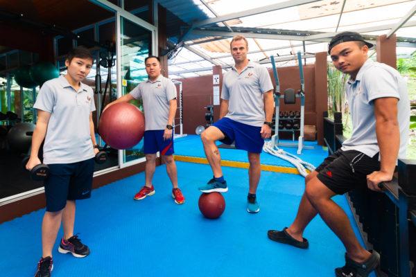 personal training team dara rehab
